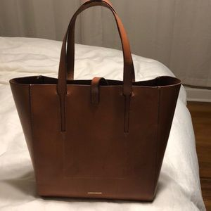 Leather Lucky handbag